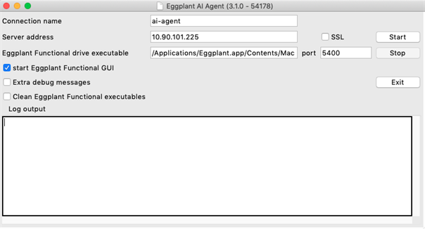 Eggplant AI Agent