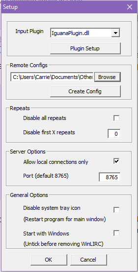 Controlling Set-Top Boxes with LIRC