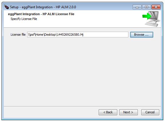 eggIntegration for HP ALM